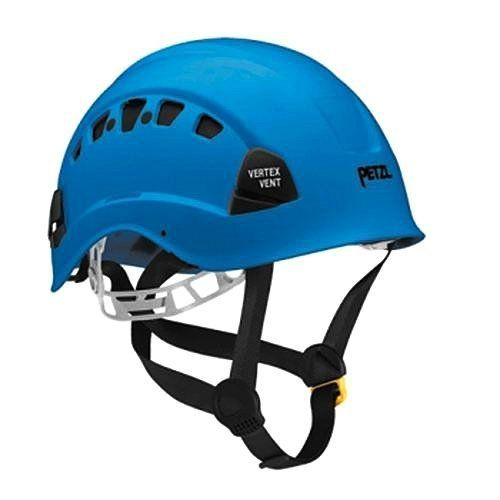 Petzl VERTEX VENT ANSI helmet Blue A10VBA with a FREE drawstring storage bag
