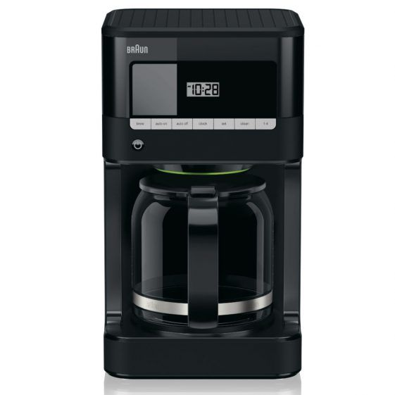 Braun Brewsense 12 Cup Drip Coffee Maker 53 67 23 Off Walmart In 2020 Braun Coffee Maker Drip Coffee Maker Coffee Maker Reviews
