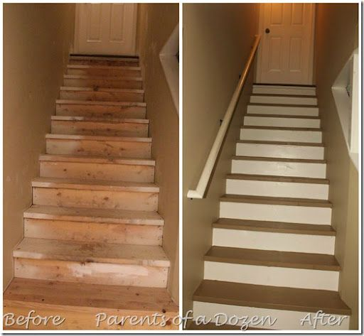 Lighting Basement Washroom Stairs: Stairs, Basement Stairway And Lighting On Pinterest