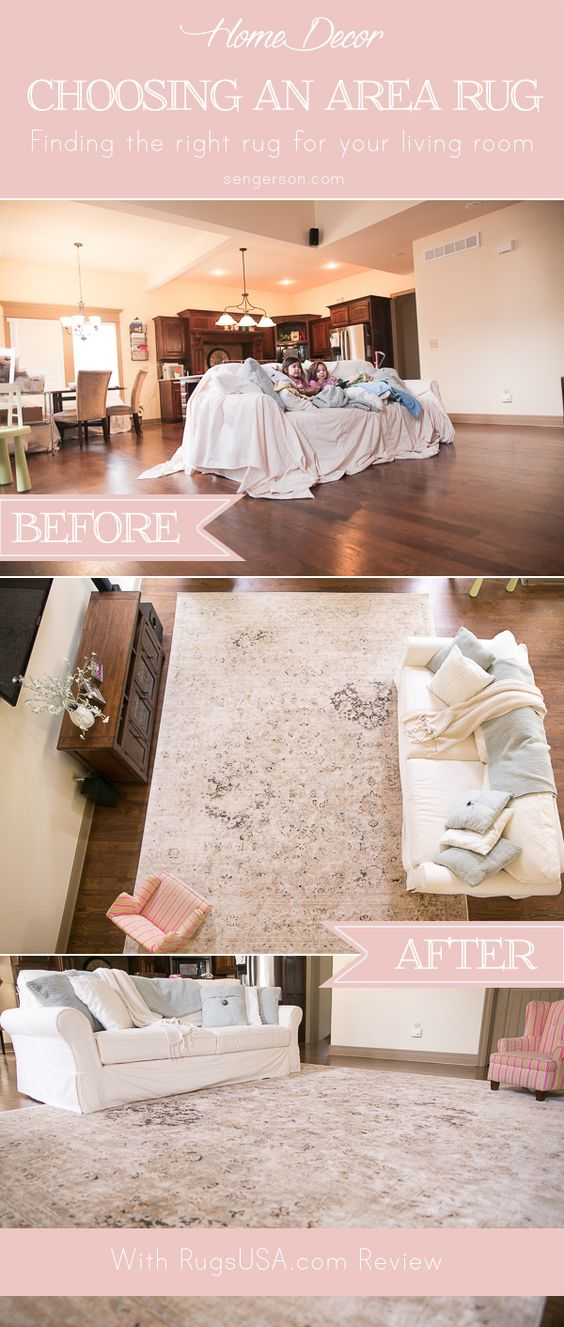 To find out peace and living rooms on pinterest How to buy an area rug for living room