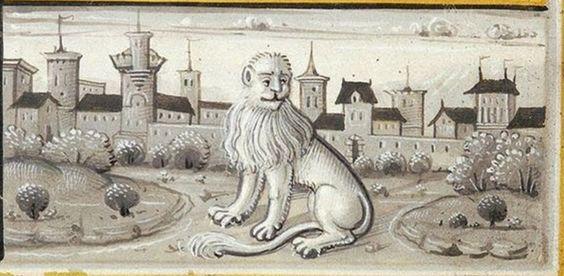 Juillet Lion