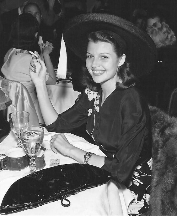 "gatabella: "" Rita Hayworth """