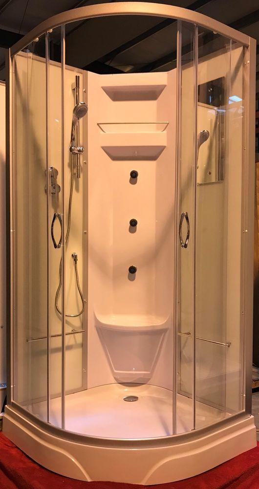 Details About Corner Shower Enclosure Model S 40 S 3838 Newly
