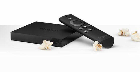 Amazon lanza un reproductor en streaming y consola de juegos. DETALLES EN: http://www.audienciaelectronica.net/2014/04/02/amazon-lanza-un-reproductor-en-streaming-y-consola-de-juegos/