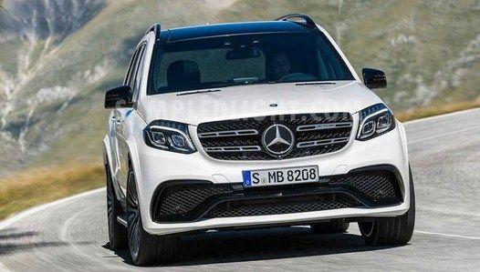2020 Mercedes Benz Gls Redesign Release Date Price Diesel
