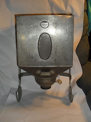 Antique in cabinet flour sifter seller hoosier love for Antique kitchen cabinets with flour sifter