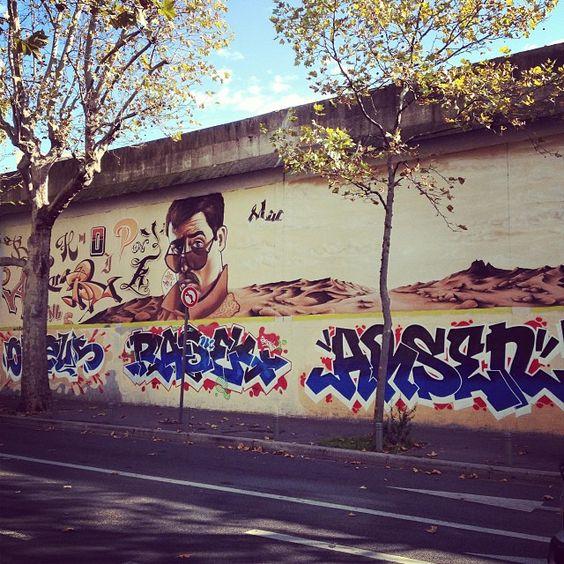 #photo #streetart Bagnolet #PEAV