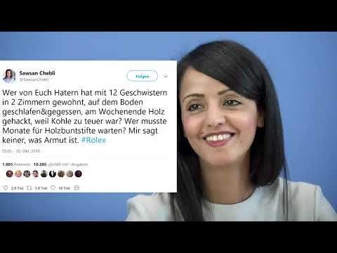 Sawsan Chebli Vor Dem Rauswurf Youtube Politik
