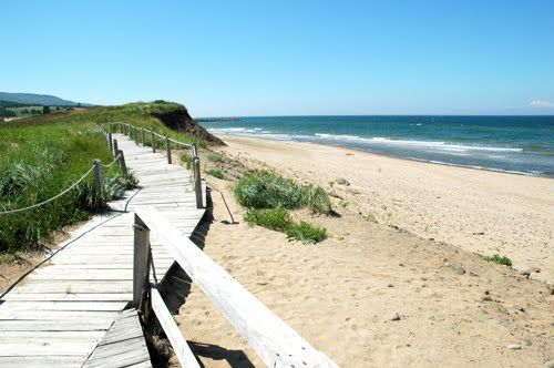 Inverness Beach - Inverness, Cape Breton