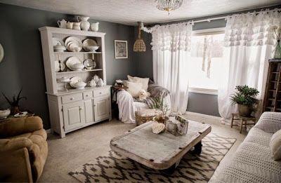 RELAXNCHIC: Lena's Living Area Mini Makeover