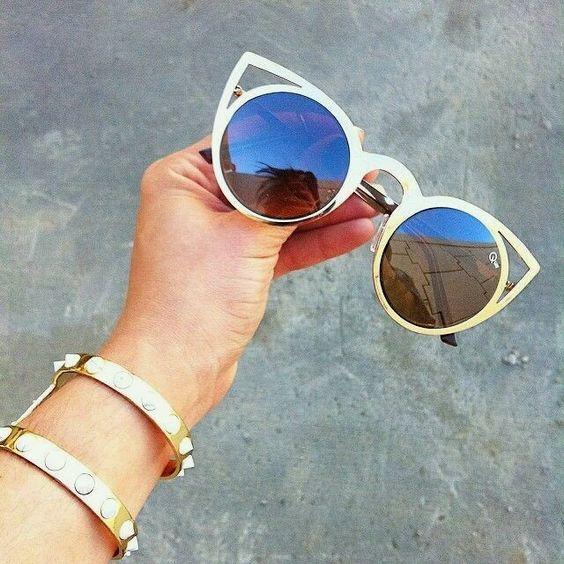 Summer love: óculos gatinho maravilhoso - Moda it