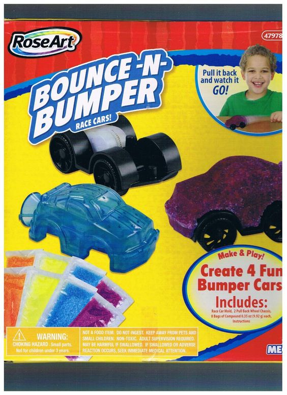 Rose Art Bounce n Bump Racer