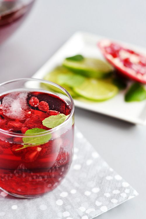 Sparkling Pomegranate punch | Recipes to try | Pinterest | Posts, New ...
