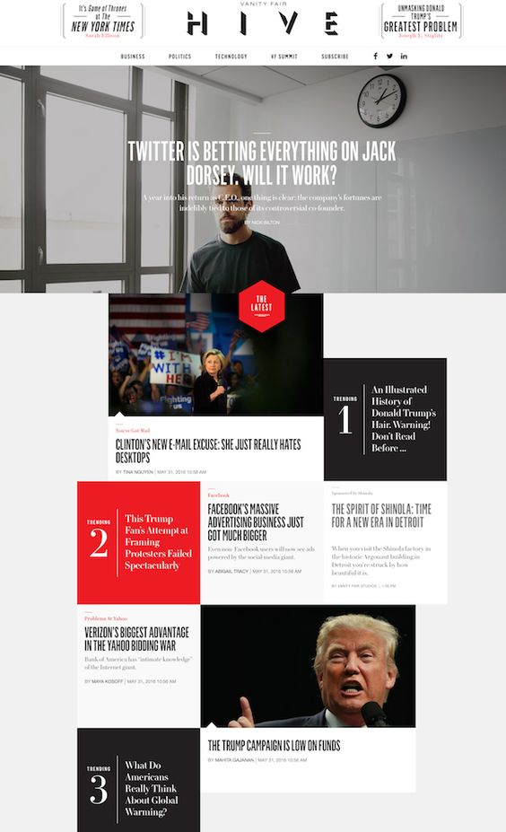 The Hive Inside   NEW Media Outlets   Pinterest   Vaidades, Vanity Fair E  Negócio