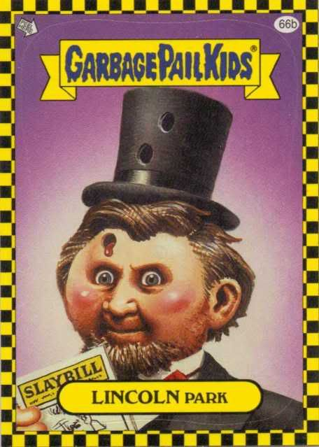 still jill garbage pail kids | FUN AND FRUSTRATION: GARBAGE PAIL KIDS FLASHBACK