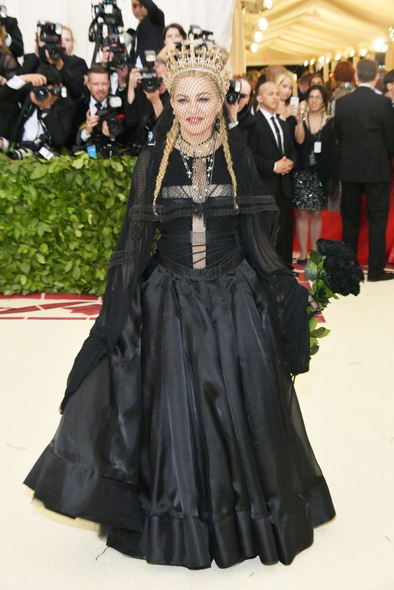 All the Best Dresses From the 2018 Met Gala - HarpersBAZAAR.com