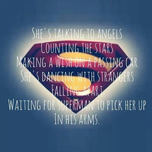 waiting for superman  superman and daughtry lyrics on pinterestchris daughtry  waiting for superman