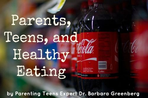 A Great Blog by Teen Psychologist and Parenting Expert Dr. Barbara Greenberg