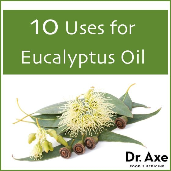 Top 10 Eucalyptus Oil Uses and Benefits - DrAxe.com http://www.draxe.com #essentialoils #uses #benefits: