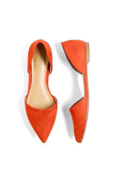 Stitch Fix Spring Shoes: D'Orsay Flats
