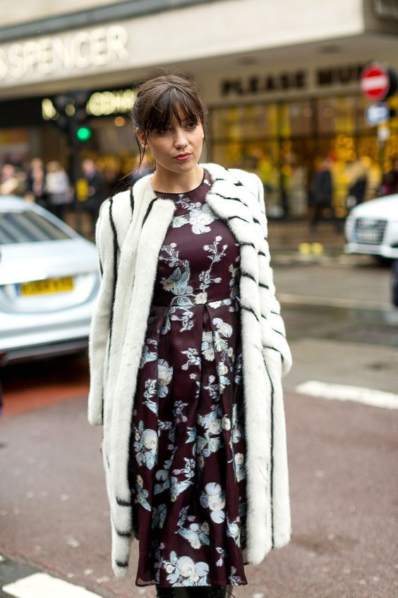 Chelsea Girls: London Street Style: