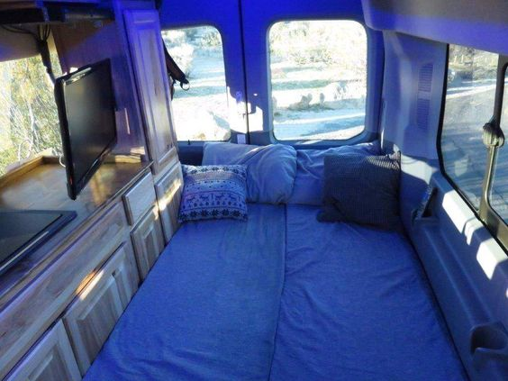 2016 ford transit custom camper van mankato mn. Black Bedroom Furniture Sets. Home Design Ideas