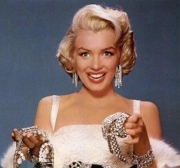 Classic Hollywood's Most Beautiful Actresses - Marilyn Monroe