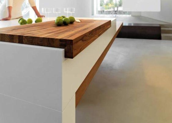 Https://www.bing.com/images/search?q=witte keuken hout werkblad ...