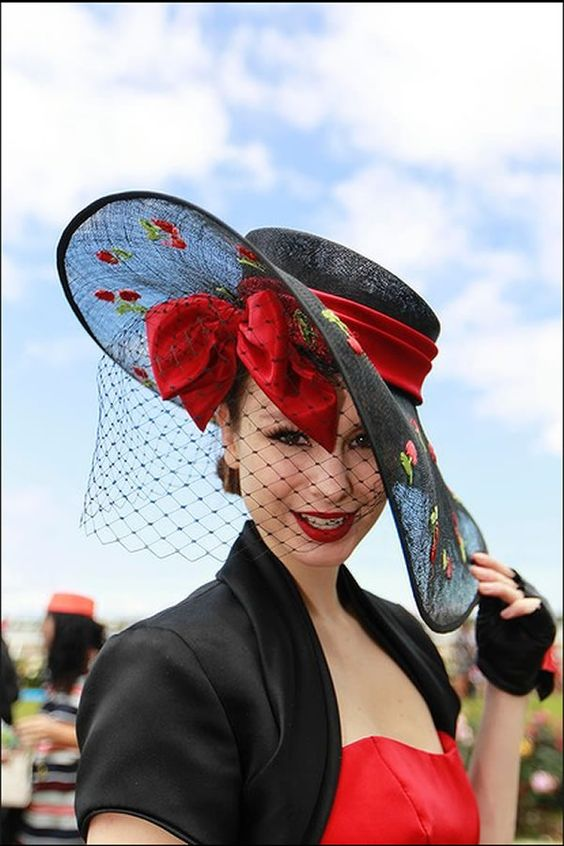 Glamour Drops by Blue Fruit :: a quest for the glamorous details in life ::: Oh Hats: How I Love Thee!