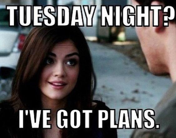 I've got plans