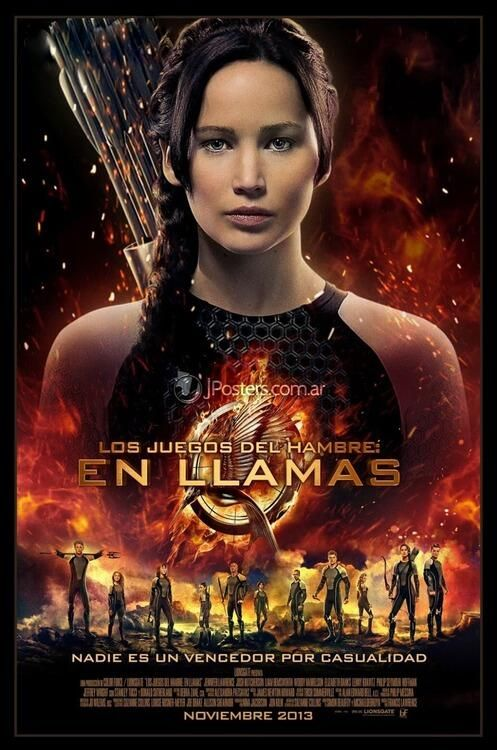 Pin On Catching Fire