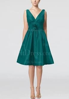 Emerald Green Short Prom Dress Affordable for Less Winter Formal