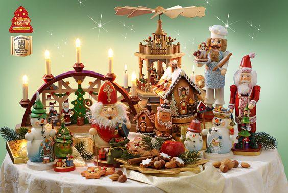 Rothenburger Weihnachtswerkstatt   Käthe Wohlfahrt: