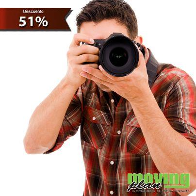 ¡Saca partido a tu cámara digital con este curso express en exteriores de fotografía digital! Descubre al fotógrafo que llevas dentro.