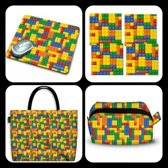 sacola lego - Pesquisa Google