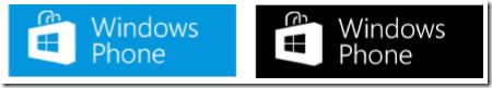 Microsoft's Windows Phone Store badge refresh released today, now provides official branding assets to help you market your Windows Phone app, and help your customers find it.    http://www.ditii.com/2012/10/19/updated-windows-phone-store-badge-sql-data-sync-preview-system-center-mp-ad-fs-mouse-keyboard-center-2-0/