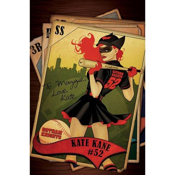 [Batwoman #32 (Bombshells Variant Edition) (Product Image)]