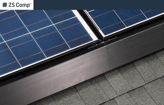 Zep Solar Solar Racking System Roof Solar Panel