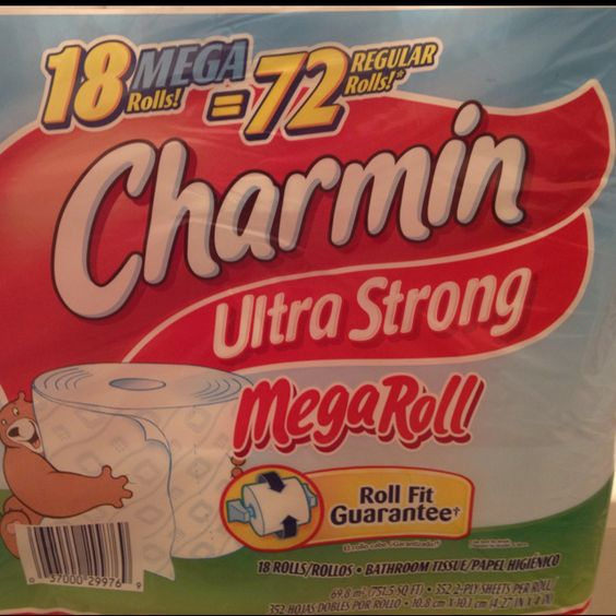 Charmin Ultra Strong! My favorite.