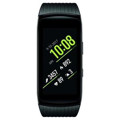Samsung Gear Fit 2 Pro Small Black Samsung Gear Fit 2 Samsung Fitness