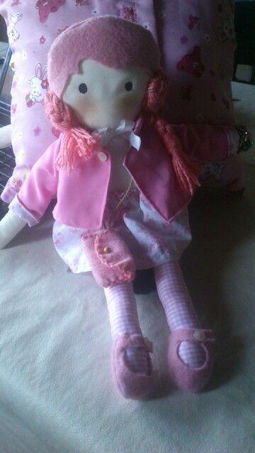 Muñeca para Mechita