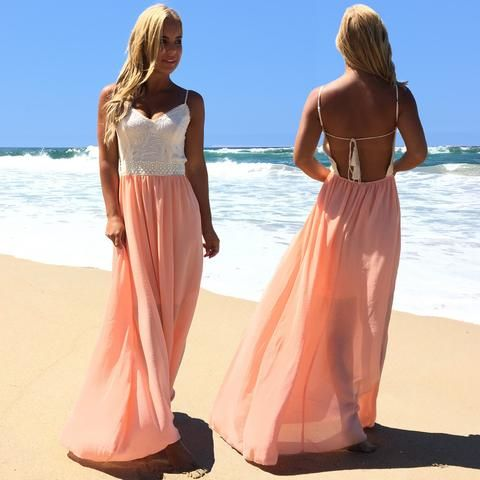 Run Into Your Arms Maxi Dress