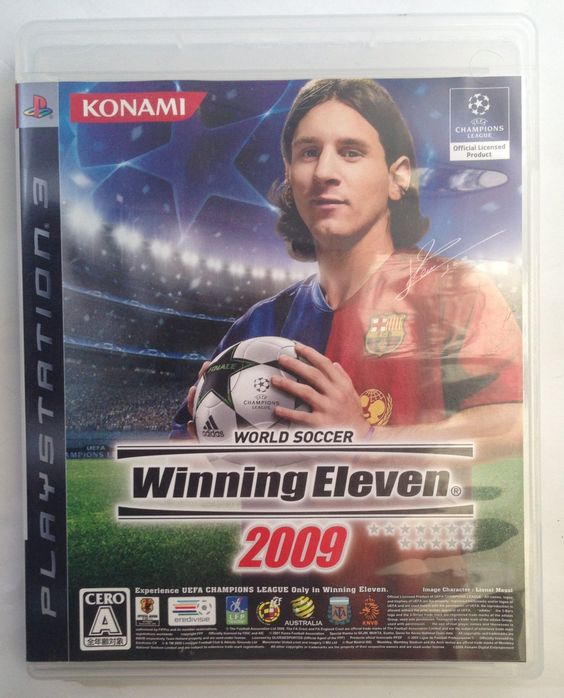 #PS3 Japanese :  Winning Eleven 2009 BLJM-60098 (VT013-J1)  http://www.japanstuff.biz/ CLICK THE FOLLOWING LINK TO BUY IT http://www.delcampe.net/page/item/id,0363023275,language,E.html