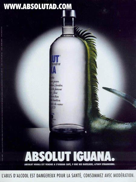 Absolut Iguana