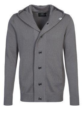 TERRELL - Cardigan - grigio