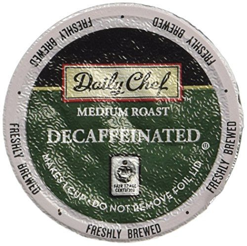 Daily Chef Medium Roast Decaffeinated Coffee Single Serve Cups 54 Ct Want To Know More Click On The Image Decaffeinated Decaffeinated Coffee Roast