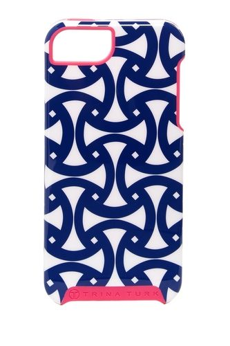 Trina Turk Echo Case for iPhone 5 Santorini Navy from HauteLook on Catalog Spree