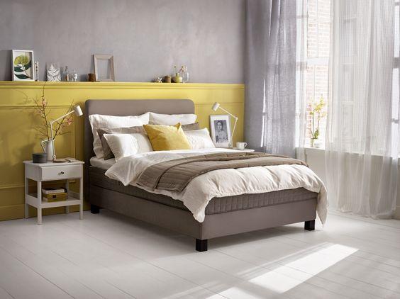 lauvik boxspring nieuw ikea ikeanl slapen dromen comfortabel stijlvol ik ga voor. Black Bedroom Furniture Sets. Home Design Ideas
