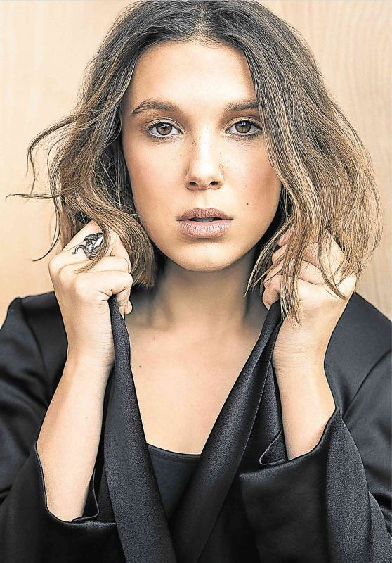 Millie Bobby Brown Philippine Daily Inquirer June 2019 Millie Bobby Brown Philippine Daily Inq Bobby Brown Stranger Things Millie Bobby Brown Bobby Brown