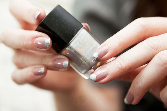 Givenchy Spring 2012 Nails 2 by ebmonson, via Flickr